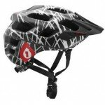 Шлем SixSixOne XC/TRAIL RECON WIRED BLACK/RED L/XL 2012