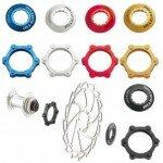 Адаптер center lock - 6 болтов с зажимным кольцом